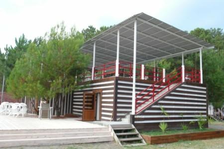 Forest Club, Пицунда Абхазия